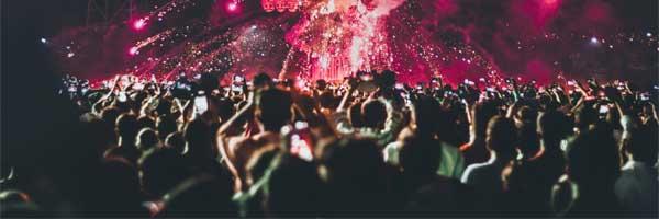Popular Live Music Events 1 - Popular Live Music Events